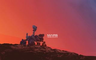 NASA's Mars Rover, Perseverance